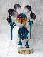 Umpoinaqa, the Hopi Thunder God